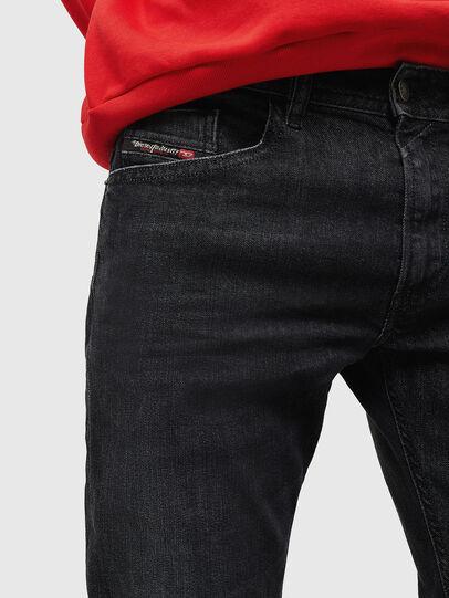 Diesel - Thommer 0890E, Black/Dark grey - Jeans - Image 3