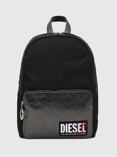 Diesel - MIRANO CNY, Black - Backpacks - Image 1