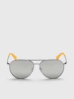 DL0296, Grey - Sunglasses