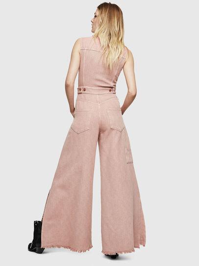 Diesel - DE-GRACE-P, Pink - Jumpsuits - Image 2