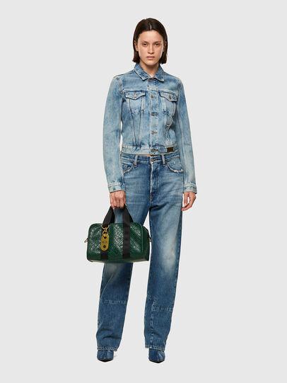 Diesel - FELICITY, Dark Green - Satchels and Handbags - Image 6