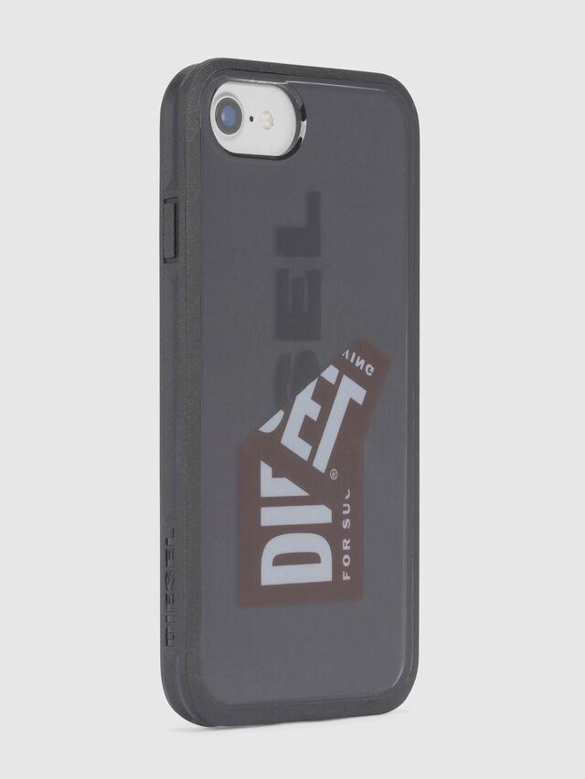 Diesel - STICKER IPHONE 8/7/6S/6 CASE, Black - Cases - Image 3