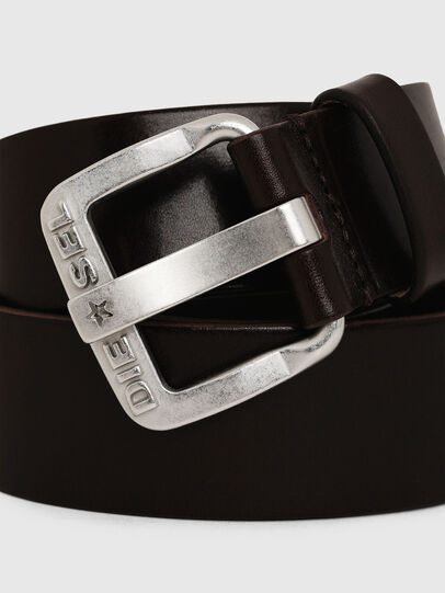 Diesel - B-STAR, Dark Brown - Belts - Image 2