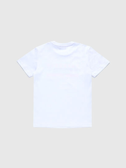 Diesel - TDIEGOSK32, White - T-shirts and Tops - Image 2