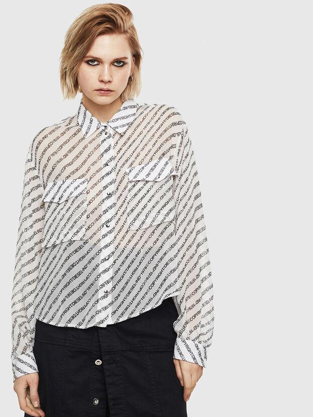C-SUPERIOR, White/Black - Shirts