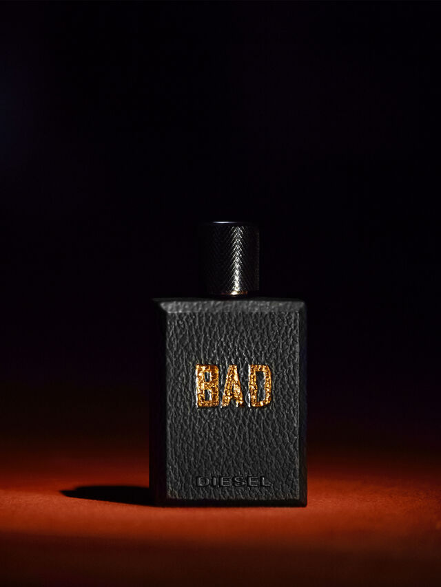 BAD 125ML, Black