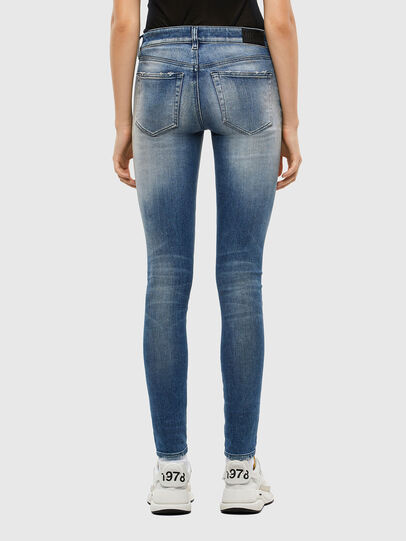 Diesel - Slandy 009JJ, Medium blue - Jeans - Image 2