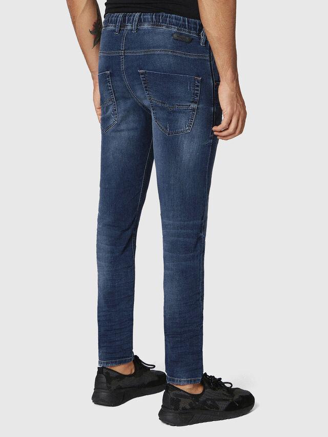 Diesel - Krooley JoggJeans 0686W, Dark Blue - Jeans - Image 2