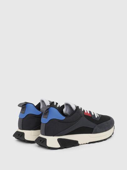 Diesel - S-TYCHE LOW CUT, Dark Blue - Sneakers - Image 3