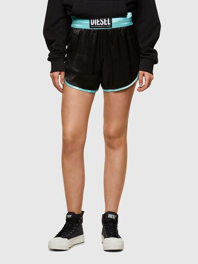 Diesel - S-DENA, Black - Shorts - Image 1