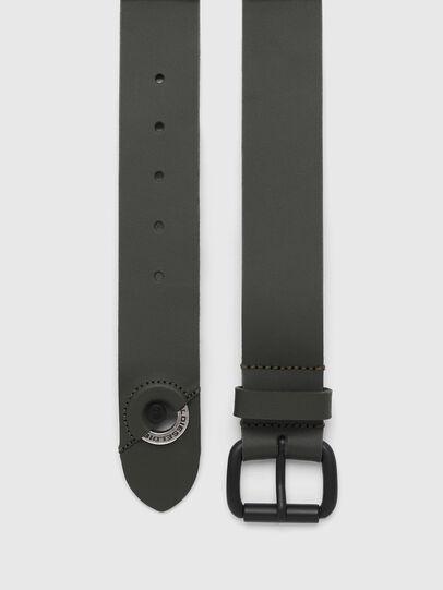 Diesel - B-IRI, Olive Green - Belts - Image 4