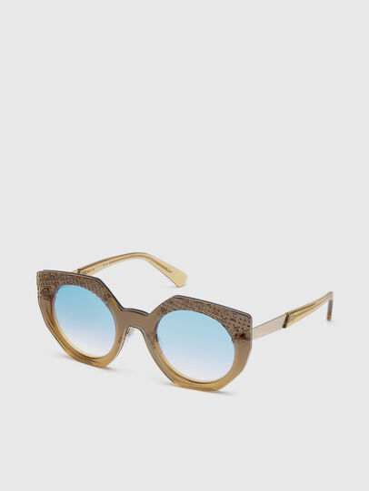 Diesel - DL0258, Honey - Sunglasses - Image 2