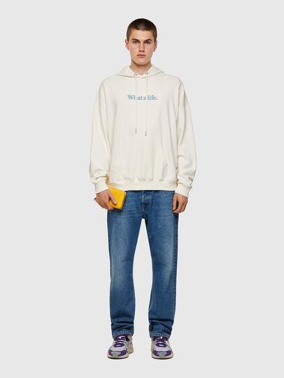 Diesel - S-UMMER-B2, White - Sweaters - Image 4