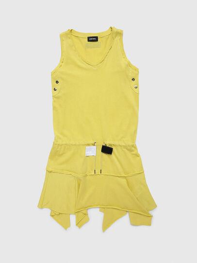 Diesel - DSLOAN, Yellow - Dresses - Image 1