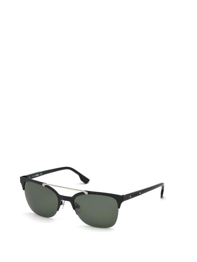 Diesel - DL0215, Black - Eyewear - Image 4