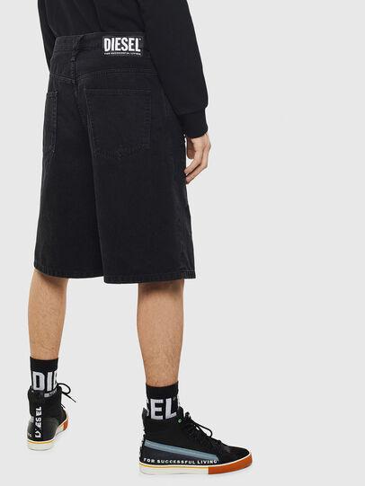 Diesel - S-DVELOWS MID, Black - Sneakers - Image 5