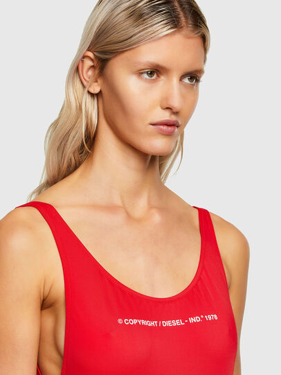 Diesel - BFSW-LIA, Red - Swimsuits - Image 3