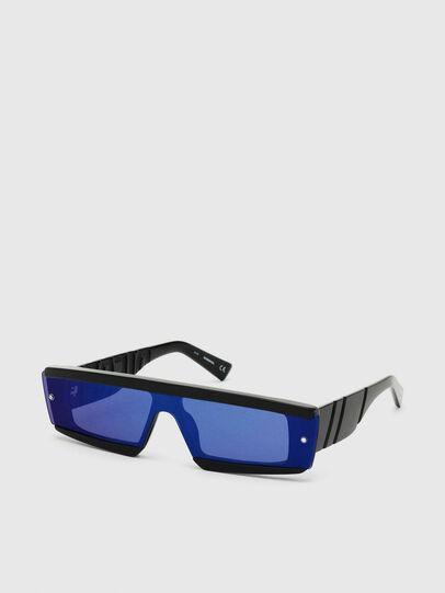 Diesel - DL0318,  - Sunglasses - Image 2
