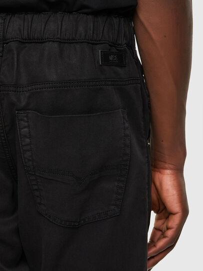 Diesel - Krooley JoggJeans® 069NC, Black/Dark grey - Jeans - Image 3