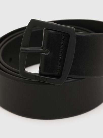 Diesel - B-LACK, Black - Belts - Image 2