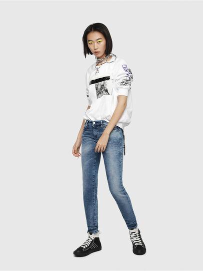 Diesel - Gracey JoggJeans 080AS,  - Jeans - Image 4