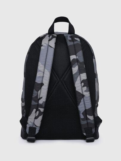 Diesel - VIOLANO, Grey/Black - Backpacks - Image 2