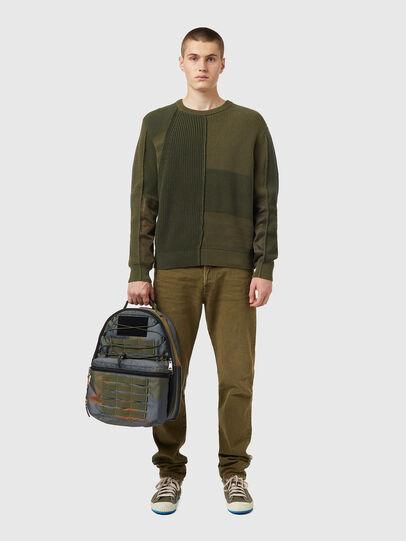Diesel - LYONEL, Blue - Backpacks - Image 6
