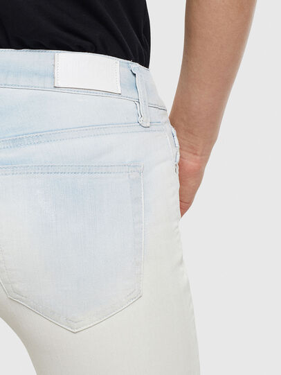 Diesel - Slandy 009AV, Light Blue - Jeans - Image 4