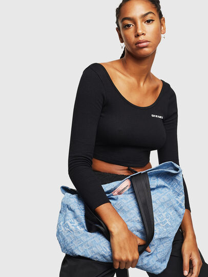 Diesel - F-THISBAG SHOPPER NS,  - Shopping and Shoulder Bags - Image 6