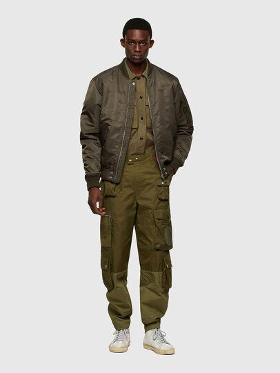 Diesel - P-CYAN, Military Green - Pants - Image 6