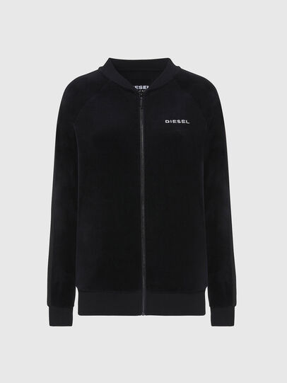 Diesel - UFLT-BONSHIN-Z, Black - Sweaters - Image 1