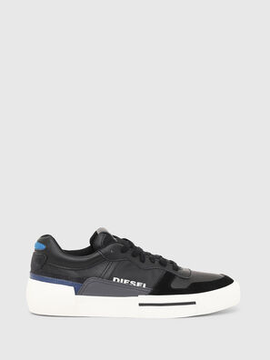 S-DESE MG LOW, Black - Sneakers