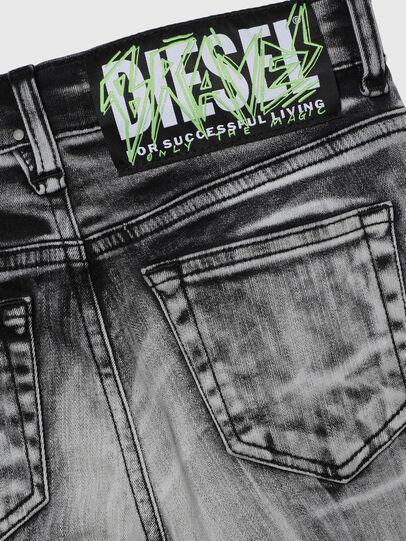 Diesel - D-SLANDY-HIGH-J, Black - Jeans - Image 4