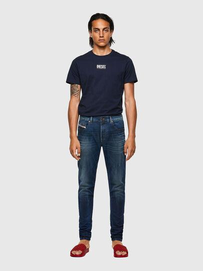 Diesel - D-Strukt JoggJeans® 069WR, Dark Blue - Jeans - Image 5