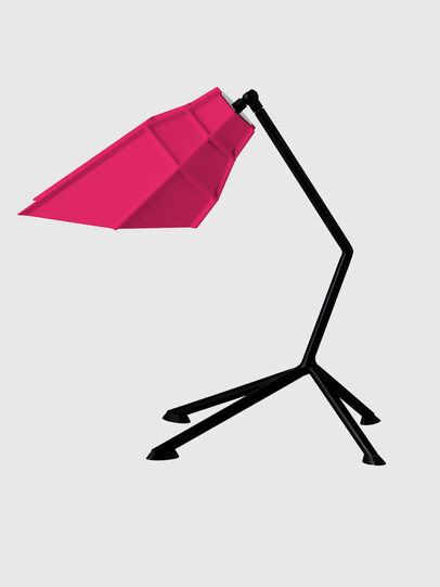 Diesel - PETT TAVOLO, Hot pink - Table Lighting - Image 1