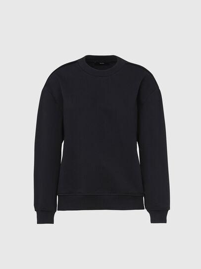 Diesel - F-BIEL, Black - Sweaters - Image 1