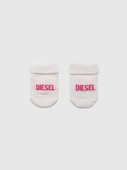 Diesel - ZEBET-NB, White/Pink - Other Accessories - Image 1