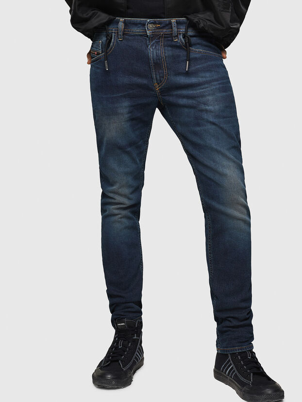 Thommer 084AU, Dark Blue - Jeans