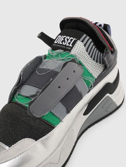 Diesel - S-BRENTHA DEC, Grey - Sneakers - Image 5