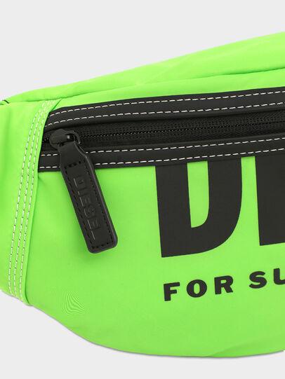 Diesel - BOLD MAXIBELT II, Green - Bags - Image 5