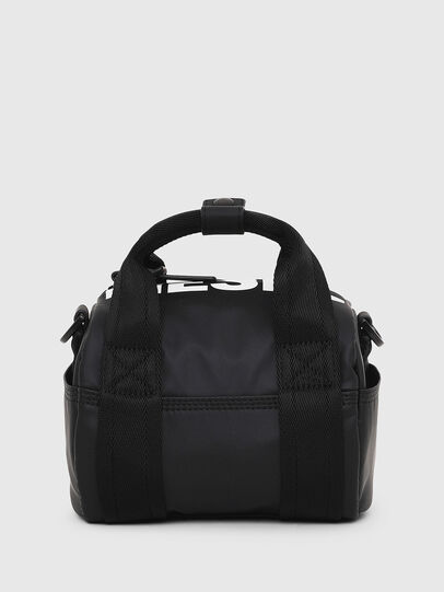 Diesel - F-BOLD MINI, Black - Satchels and Handbags - Image 1