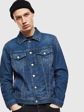 NHILL JOGGJEANS, Blue Jeans - Denim Jackets