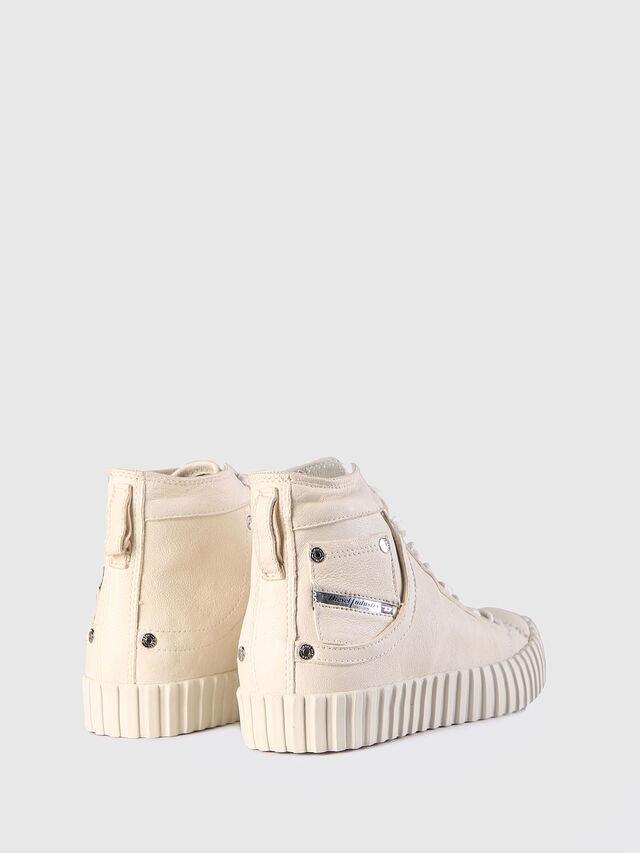 Diesel - S-EXPOSURE CMC W, White - Sneakers - Image 3
