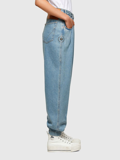 Diesel - D-Concias 009RQ, Light Blue - Jeans - Image 8