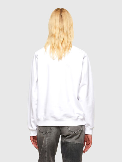 Diesel - F-ANG-R30, White - Sweaters - Image 2