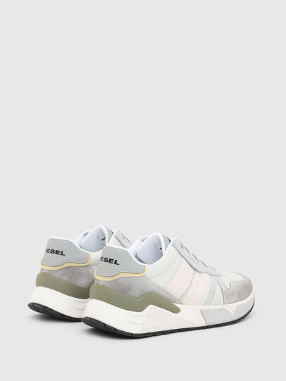 Diesel - S-BRENTHA FLOW, White - Sneakers - Image 3