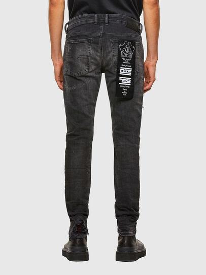 Diesel - Sleenker 009JN, Black/Dark grey - Jeans - Image 2