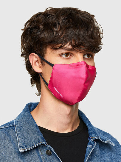 Diesel - FACEMASK, Pink - Other Accessories - Image 2