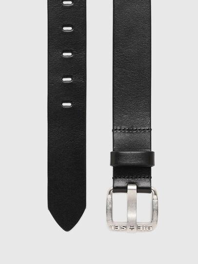 Diesel - B-STAR, Black - Belts - Image 3