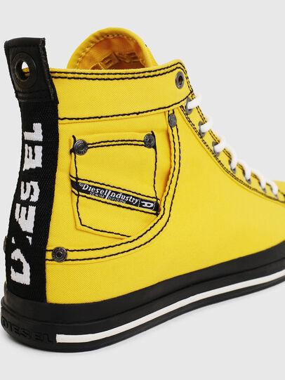 Diesel - EXPOSURE I, Yellow - Sneakers - Image 4